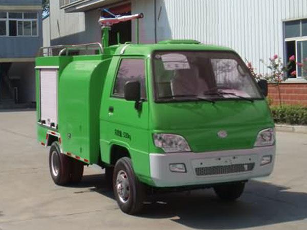 福田小型2吨消防洒水车