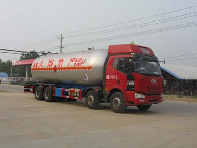 三桥11.7米丙烷液化气体运输车