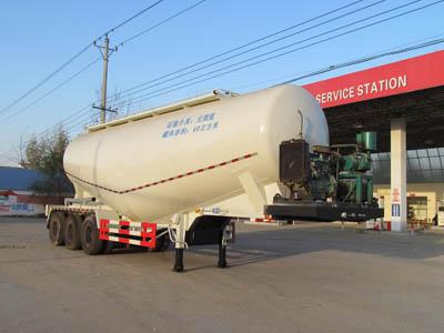 三桥11米中密度粉粒物料运输半挂车