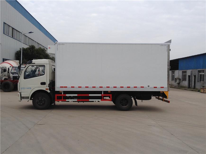 东风多利卡冷藏车5.1米