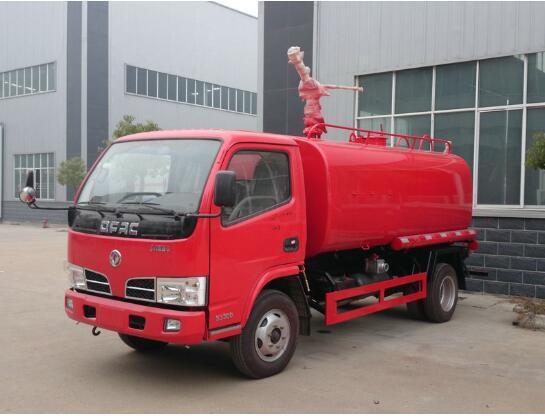 绿化消防洒水车