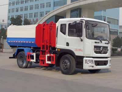 东风D9挂桶垃圾车(12-15)方