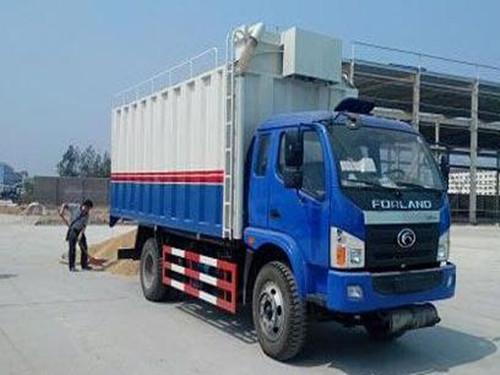 散装粮食运输车